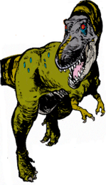 Tyrannosaurus 8