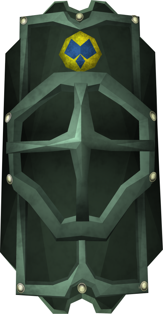 Adamant shield (h3) detail