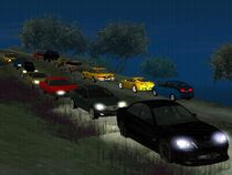 GTA IV Traffic sa2