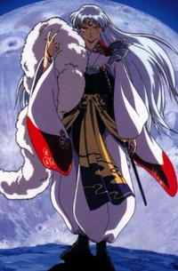 Sesshomaru completa a aparência do corpo