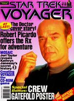 VOY Official Magazine issue 10 cover