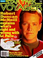 VOY Official Magazine issue 11 cover