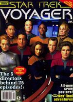 VOY Official Magazine issue 15 cover
