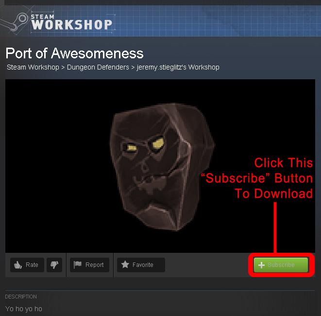 How to use steam workshop downloader