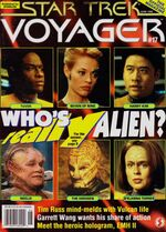 VOY Official Magazine issue 17 cover
