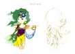 Rydia Child DS Art