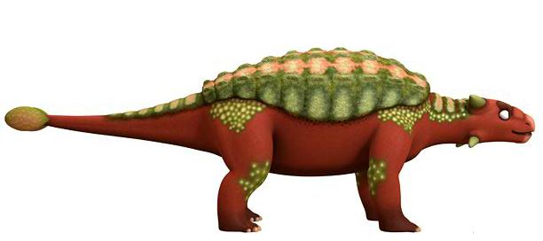 Ankylosaurus - Dinosaur Train Wiki