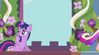 Twilight she didn&#39;t hear S2E26