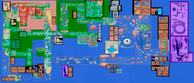 Mapa Completo Hoenn R&amp;Z imagen pequea