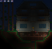 Terraria no doors