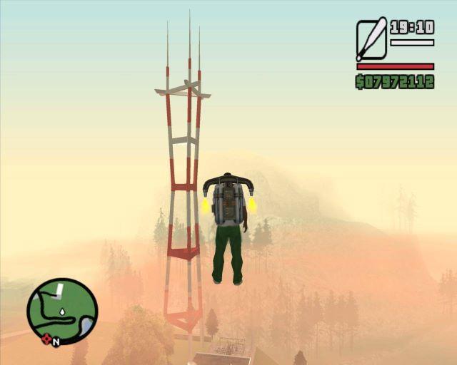 GTA San Andreas en la vida real