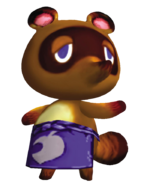 Tom Nook GCN