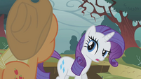 Rarity &quot;...any useful purpose?&quot; S01E08