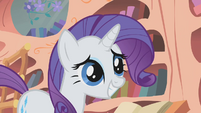 Rarity unsure about this S01E08
