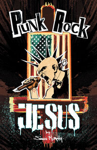 Punk Rock Jesus Vol 1 1 Textless