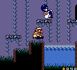 Penguin - Making Wario Dizzy - Wario Land II (International)