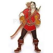 Gaston Pin