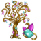 Gold Thread Tree-icon