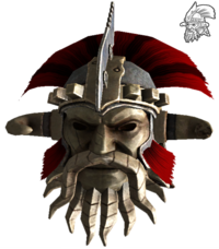Legate helmet