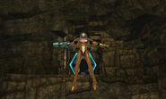 Sunchamber Samus Power Suit floating 2 dolphin hd
