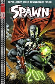 Spawn Vol 1 200 variant 7