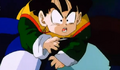Slug man knee gohan in the stomach3