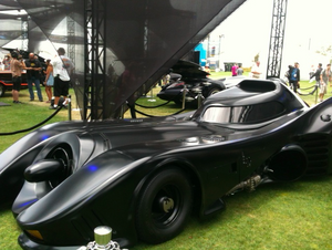 Comic-Con 2012 batmobile4
