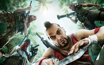 Wallpaper far cry 3 04