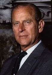 200px-Prince Philip by Allan Warren 1992