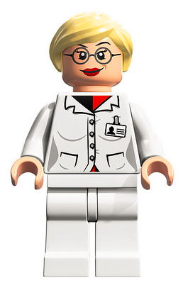 Dr Harleen Quinzel Brickipedia The Lego Wiki