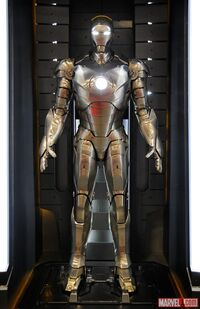 Iron Man Armor MK II (Earth-199999) 001