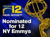 News 12 New Jersey's Nominated For 12 New York Emmy Awards Video Promo From March 2010