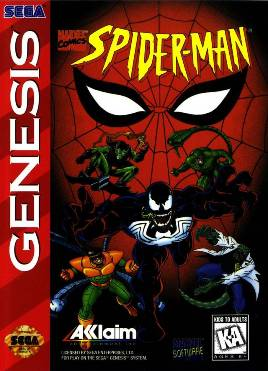 Spider-Man The Animated Series Cover