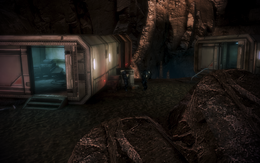 Attican traverse krogan team supply shacks