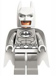 Lego batman white suit