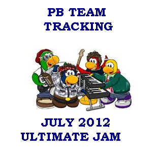 PB Team tracking
