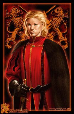 Lancel Lannister by Amoka