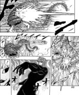 Toriko Flying Fork on Butterfly Worm