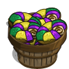 King Cake Bushel-icon