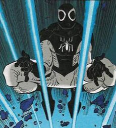 Negative zone spidey