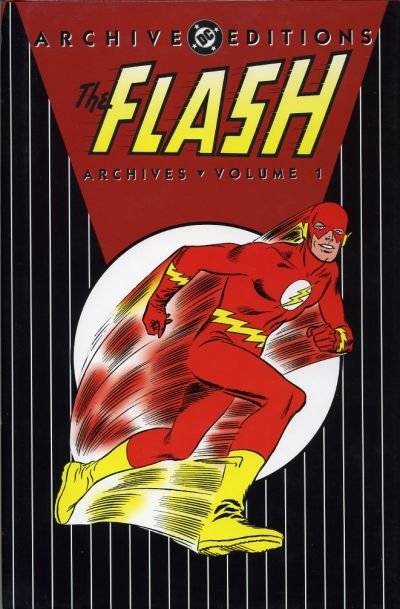 Cover for Flash Archives #1