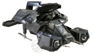 Mattel dark knight rises The Bat vehicle with batman