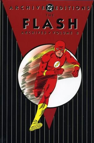 Cover for Flash Archives #5