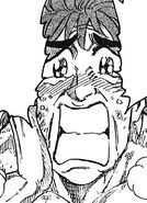 Toriko jealous of Komatsu