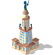 Lighthouse Of Alexandria-SW