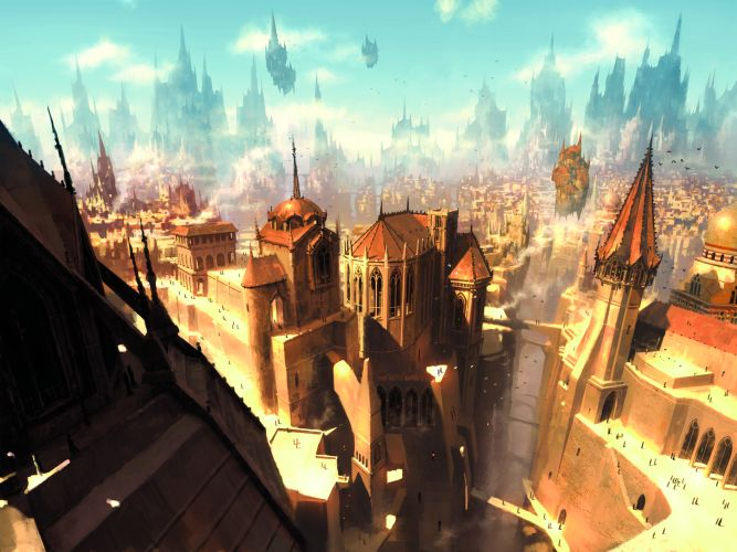 Magimar: The city of guilds, Part 1 89178_CN