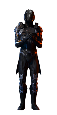 N7 Slayer Vanguard MP