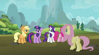 Twilight &#39;we can&#39;t use the elements&#39; S2E02