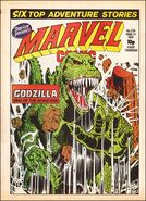 Marvel Comic Vol 1 334