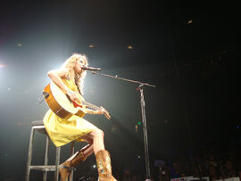 Taylor Swift Fearless Tour 05
